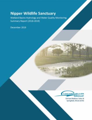 Nipper Water Quality Study Final Report